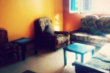 Appartement convivial pour famille - Apartment