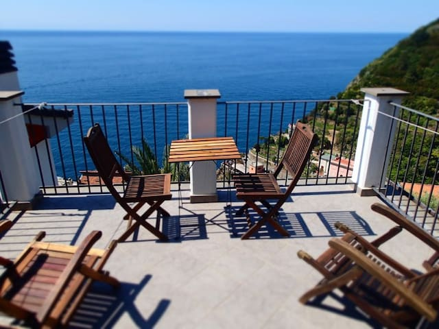 I  limoni di Thule- Room with ocean view.