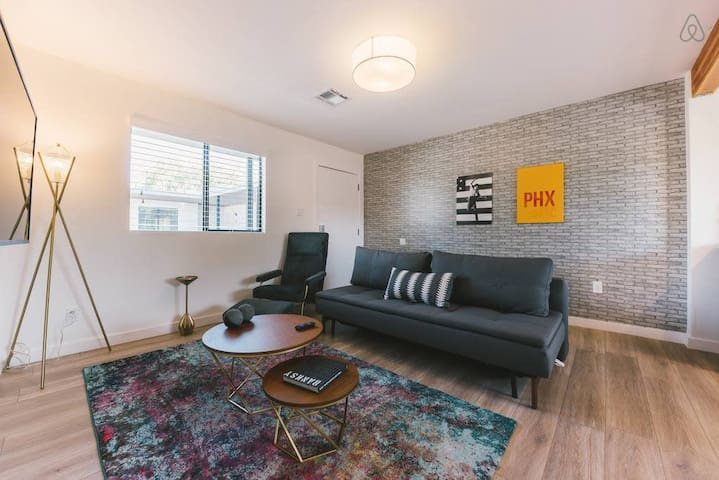 Prime Location & Modern Style in Hip Roosevelt Row