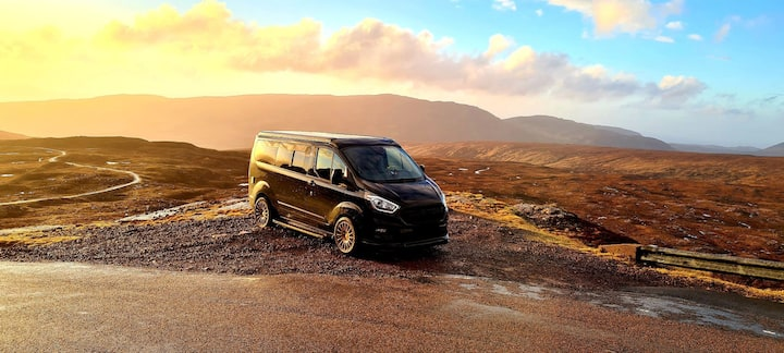 Sporty, cosy campervan, 4 berth, Ford Transit