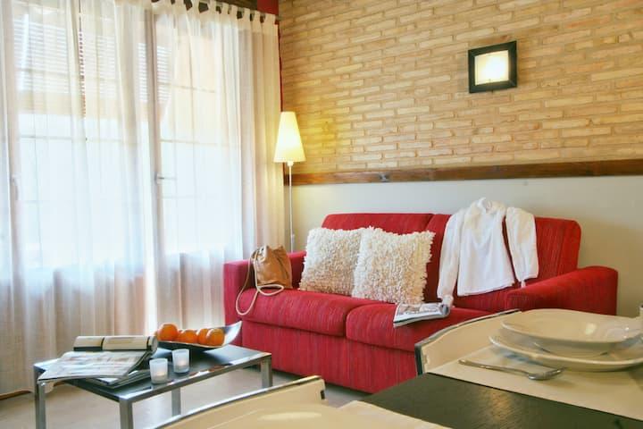 Apartamento Arba de Apartamentos Uncastillo