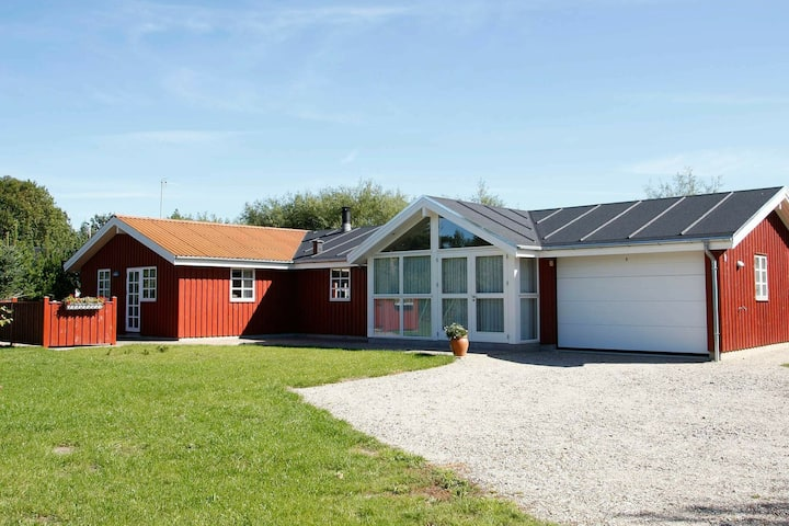 Spacious Holiday Home in Fjerritslev close to Sea