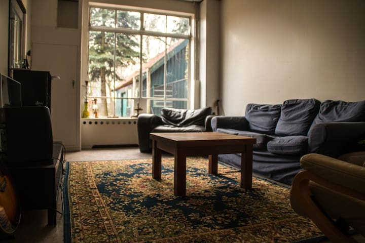 Quiet place close to the city centre-10 min to 013 - Tilburg - Rumah