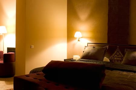Titrit Junior Suite  KAsbah Agounsane - Lahebichate - Bed & Breakfast