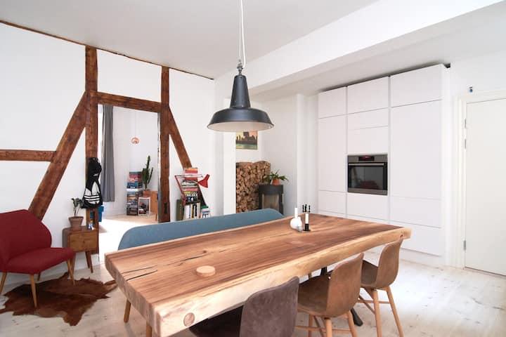 Cozy apartment in the middle of Copenhagen