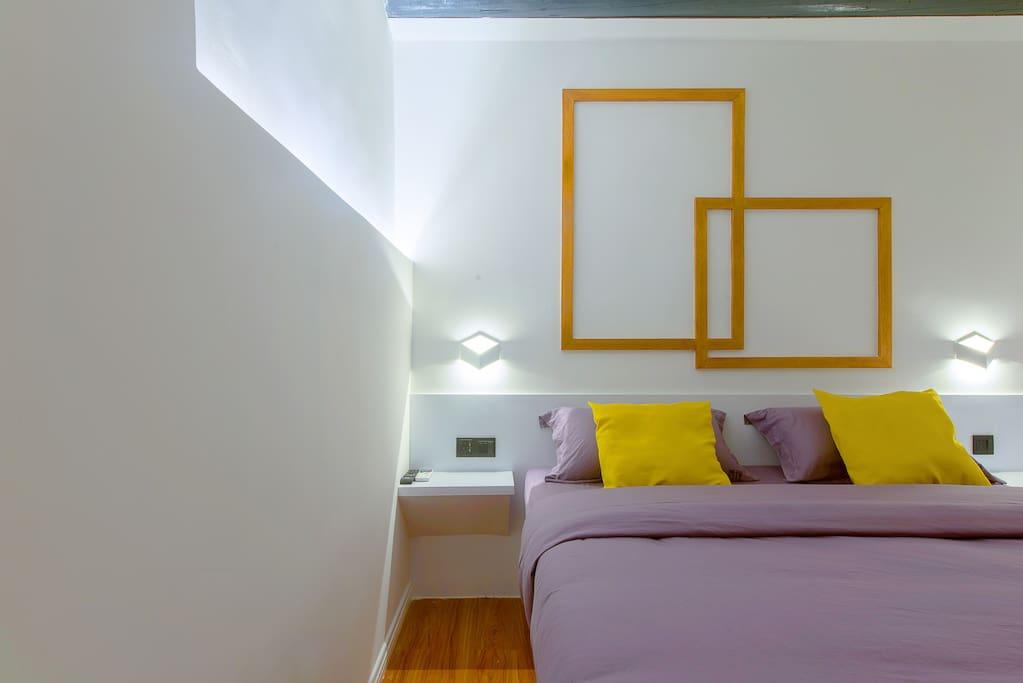 复式大床房