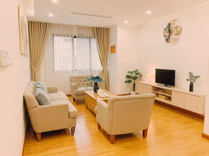 Luxihomes #2 Cozy 2BR 10mins to Hoan Kiem Lake