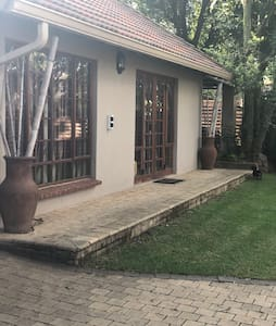 Private cottage in Sandton
