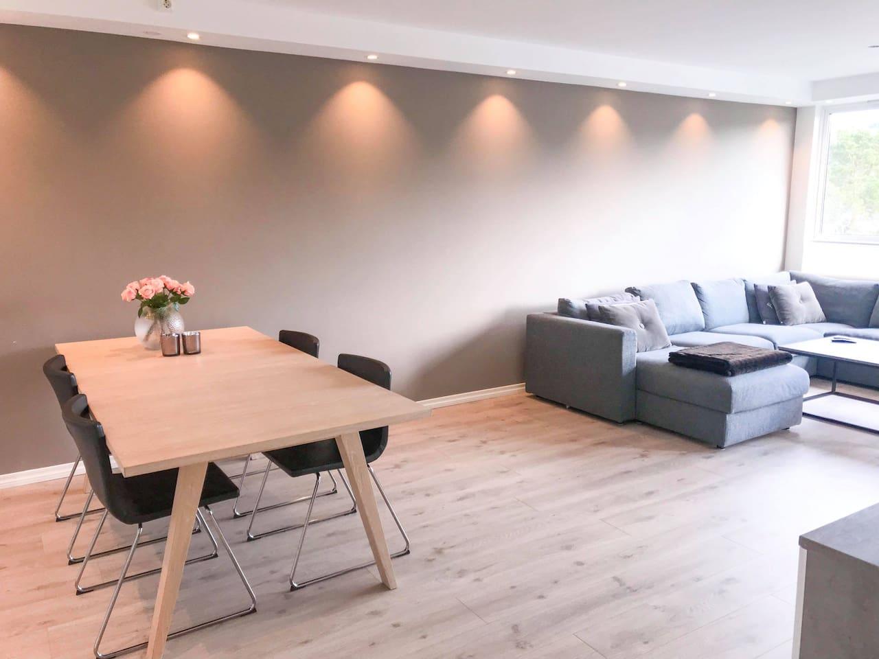 Nice and cozy living room