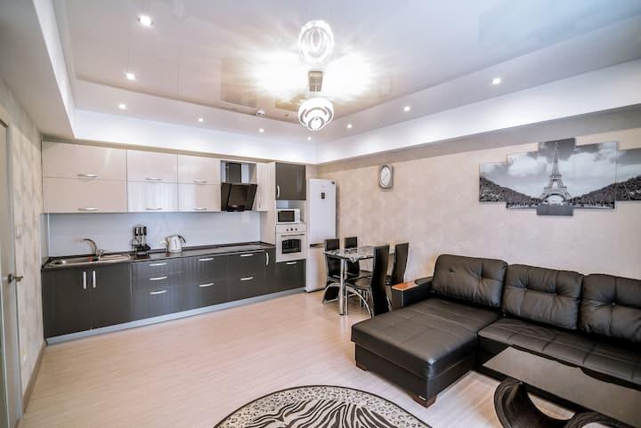 Апартаменты с Видом на «Горный воздух»Пушкина 152А