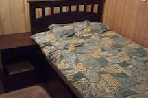 Kleines Zimmer zum Übernachten