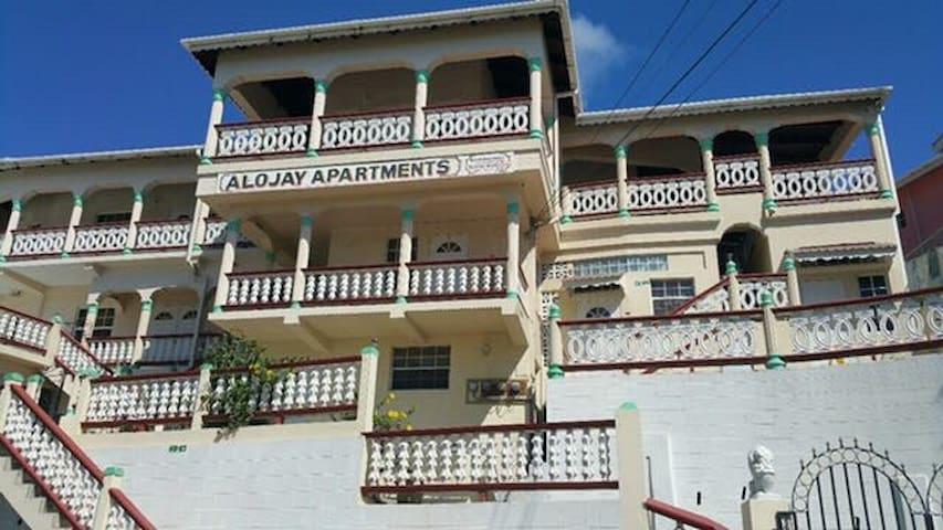 Alojay's 1 Bedroom Apartments