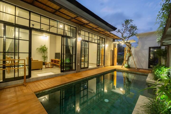 2BR Clean, Cozy Pool Villa close to Ubud Center #6