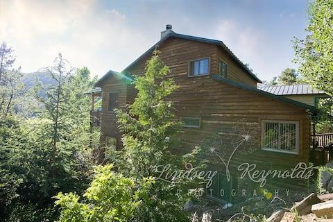 Gorgeous Mountain Home #1   (NO PETS)