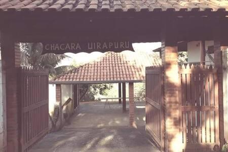 Chácara Uirapuru (Casa de Campo)