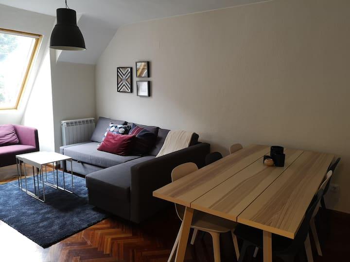 Apartamento en Canfranc Estación con WIFI