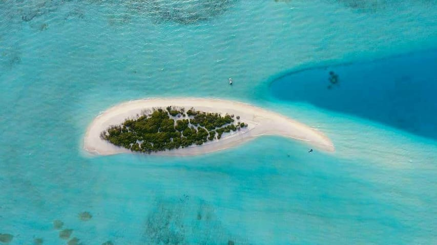 Rasdhoo Sunny Sand Maldives = Two bedroom =