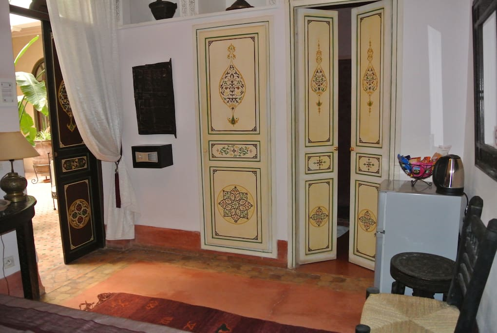 chambre bab jdid - bed & breakfasts for rent in marrakesh
