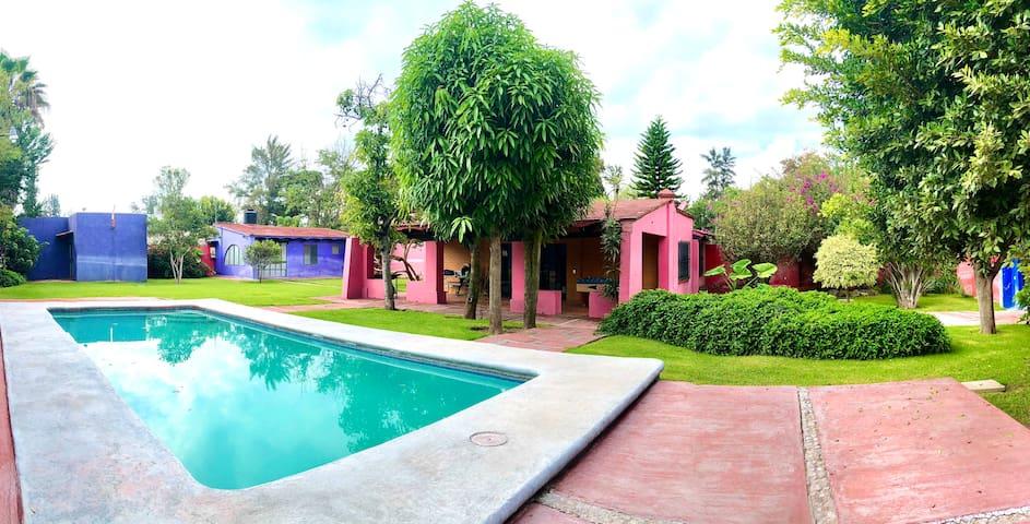 Casa de Campo Jardines