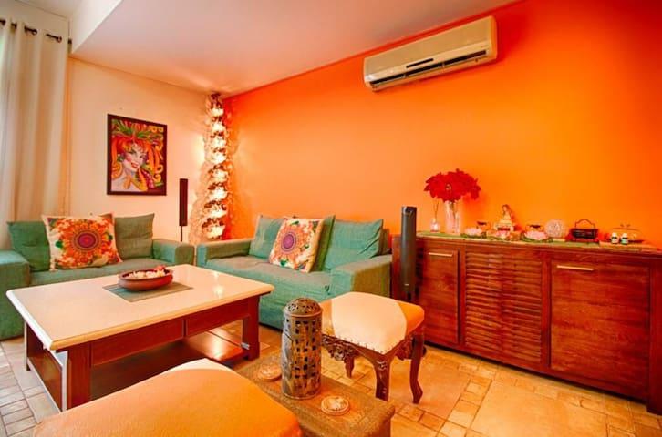 Stunning 3 BHK Villa in Candolim near to Beach!