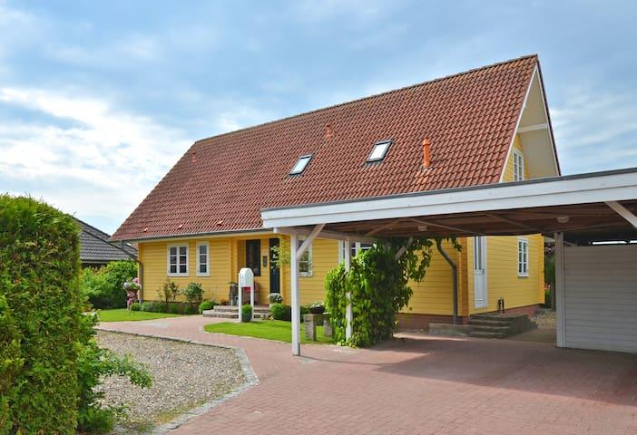Varmt Välkommen - Tüttendorf - อพาร์ทเมนท์