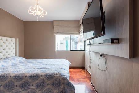 Enjoy Miraflores at entire cozy centric Appart!
