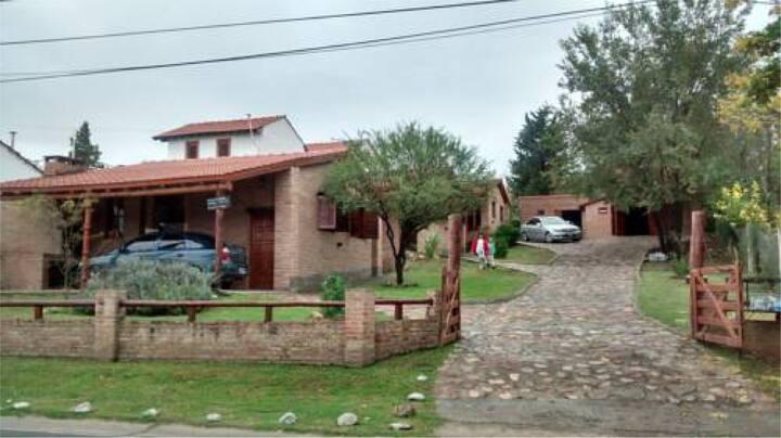 complejo CABAÑAS SAN JORGE