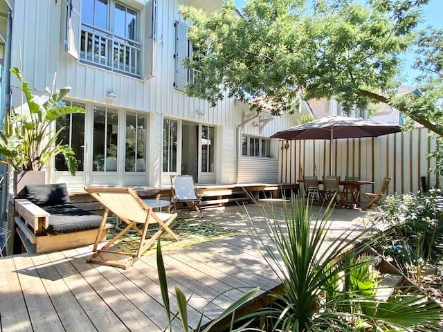 L'AnaCap - Maison bois tout confort