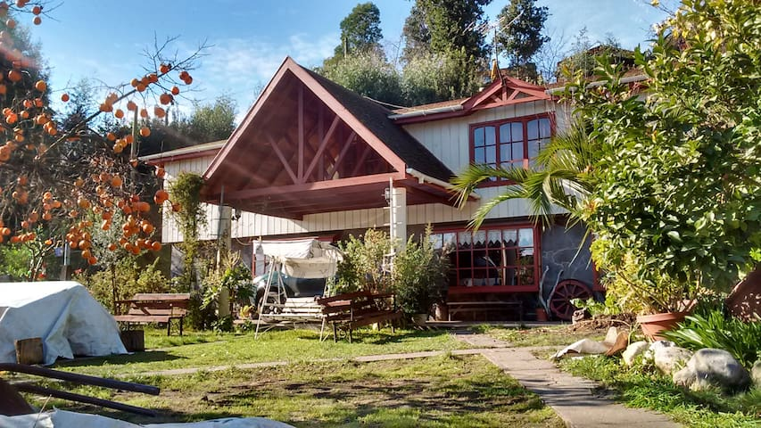 Casa acogedora en Concepción