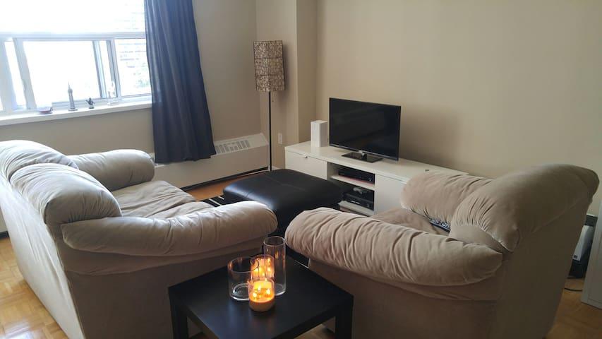 Full apartment at High Park