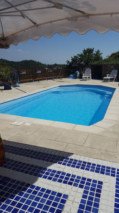 Accès a la piscine réglementé
