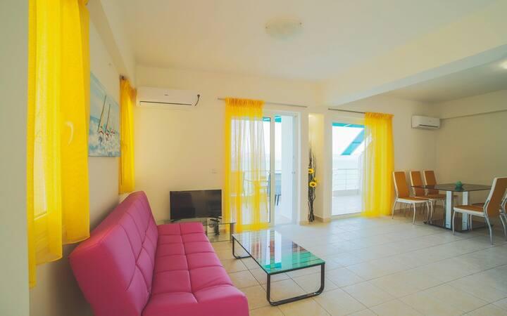 Kiveri Apartments - Cherry Tree 75sqm Apartment