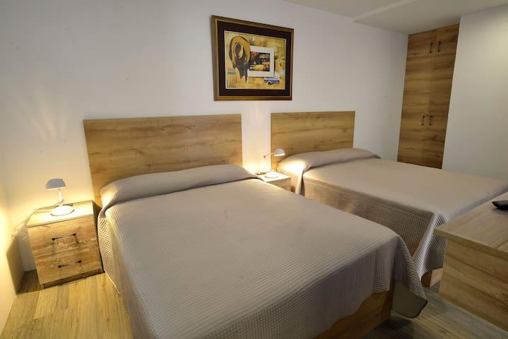 Moderna suite en excelente ubicacion.