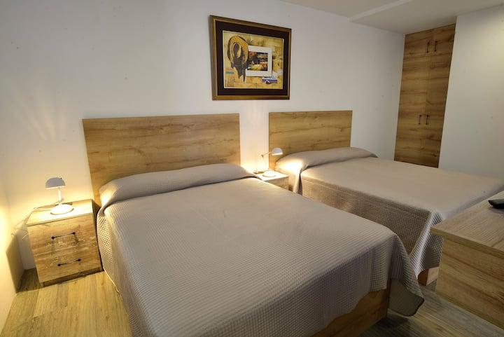 Moderna suite en excelente ubicación