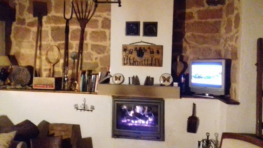 Casa de piedra acogedora - Villanueva de la Nía - House