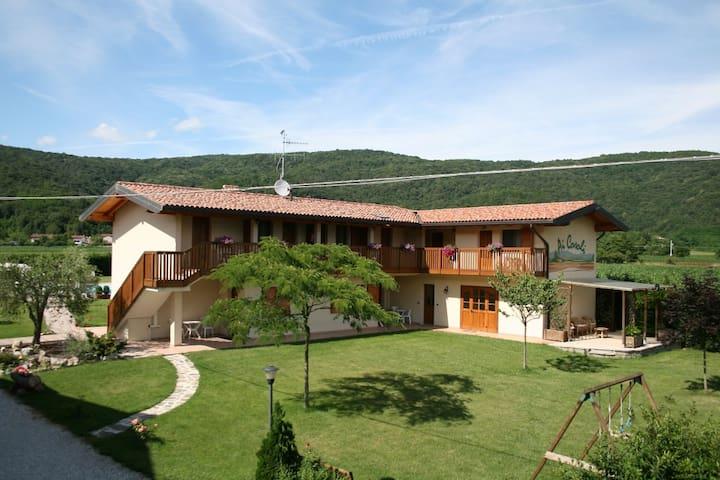 Agriturismo Ai Casali - Appartamento - Cividale del Friuli - Daire
