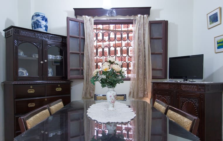 Casa Meneses-Fully Furnished house - Panjim - Hus