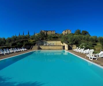 Relax nel Borgo Monaci - Siena - Ev