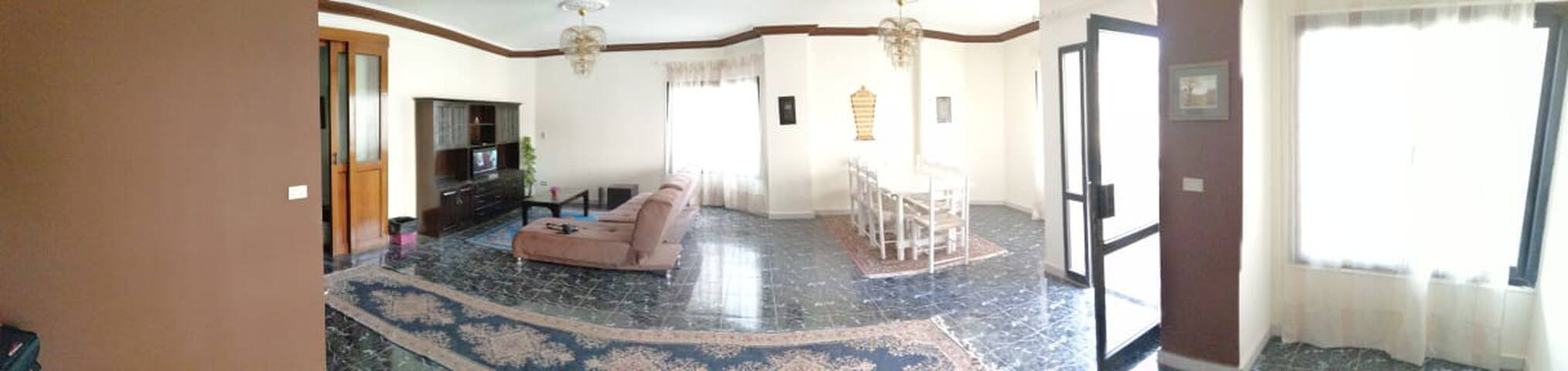 Nasr City  4 bedroom apartment