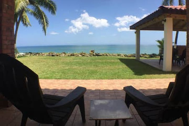 Beachfront Living 10 Minutes From Rincon!   Rm 6