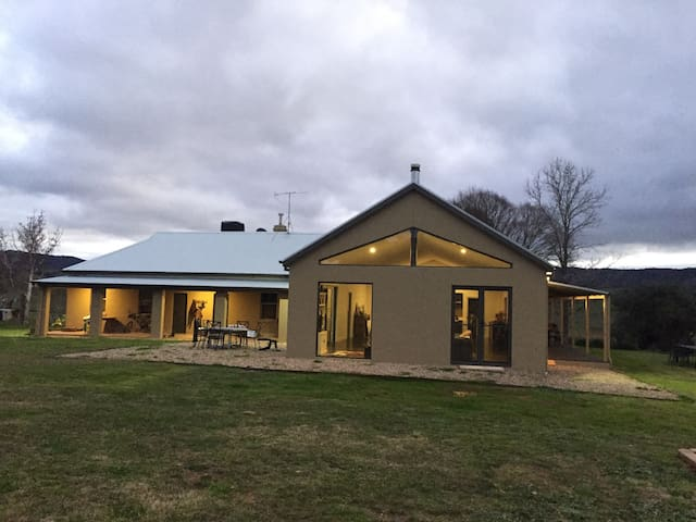 'Briardale' Country Homestead 8min to Gundagai - Tumblong - Dom