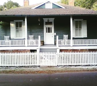 Bungalow in Historic Natchez