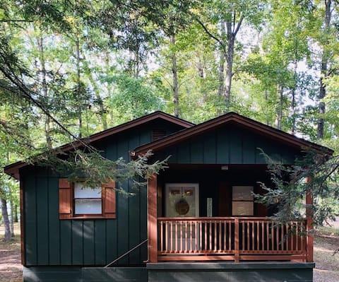 Hilltop Cabin at Wood Creek Lake