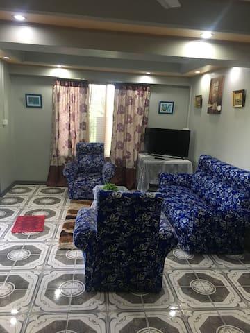 Ba Apartment