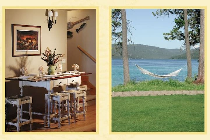 Loon's Nest at Emerald Sunrise B&B - Kalispell - Bed & Breakfast