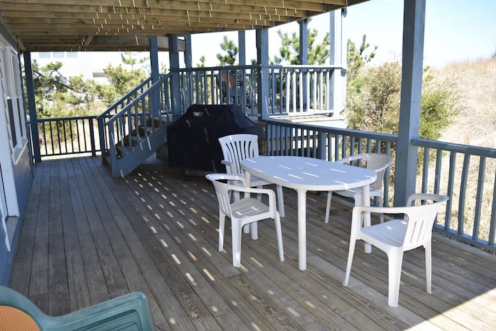 Oceanfront Clean Surf City, LBI duplex - Surf City - Holiday home