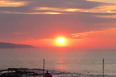 Sea Front Portstewart apartment with Golf nearby - Portstewart - Wohnung