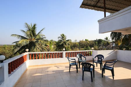 4 BHK Heritage Portuguese Villa in Aldona Goa - Aldona - Casa de camp