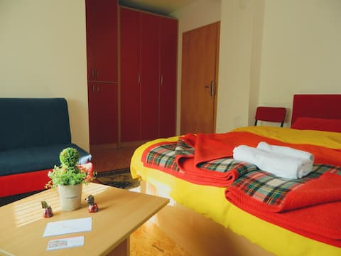 Vila Sebastijan - Krusevo, RED APARTMENT