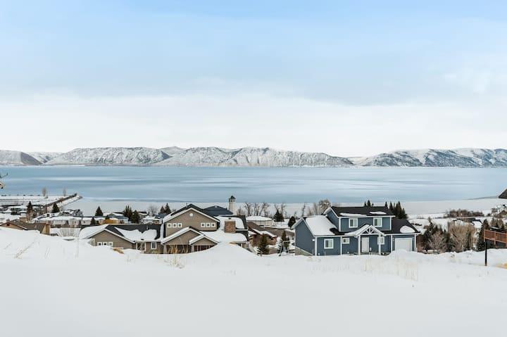 Lakeview - Winter escape (Free Wifi/Roku TVs)